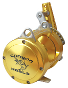 Canyon Reels EX-16 Two Speed Trolling Reel