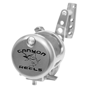 Canyon Reels HS-16 2-Speed Jigging Reel