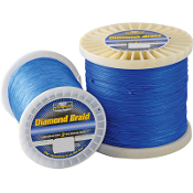 Momoi's Diamond Braid - Blue - Hollow Core - 2500 Yard Spool