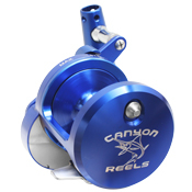 Canyon Reels HS-18 High Speed Jigging Reel
