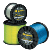 "Momoi's ""Hi-Catch"" Nylon Mono Line - 1 Pound Spool"